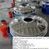 high quality rotary vibro sieve separator for particulate matter