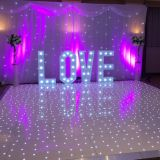 2018 Manufacturer Wholesale Portable Led Dance Floor for wedding /party decoration