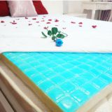 Amazon golden supplier memory foam cooling gel mattress topper