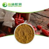 Pure goji berry extract /wolfberry extract powder lycium polysaccharides 50%