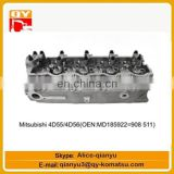 excavator engine parts Mitsubishi 4D55 4D56(OEN MD185922=908511) cylinder head