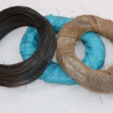 binding annealed black wire