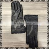 New fashion Women Leather Gloves ,dress gloves,sheep nappa gloves