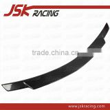 RT STYLE CARBON FIBER REAR SPOILER WING FOR MERCEDES BENZ-CLASS W204 C63 AMG C74(JSK060139)