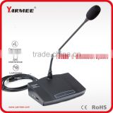 Professional wireless conference microphone electret condenser microphone conference system