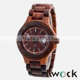 Bewell wooden watch hot product in watch industrial cheap price