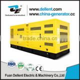 Powered by famous Engine 100% Copper Brushless Alternator 80kw 100kva Super Silent Generator with ATS 230/400V