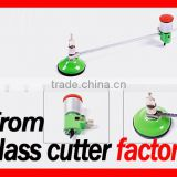 JASPO TOOLS GC-CC1003 3-12mm,45000m Worlife Professional Compass Type Glass Circle Cutter