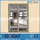 BG-AW9129 Kotean outdoor interior wooden glass sliding doors