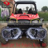 Auto Accessories LED Headlight Headlamp for 2011~2014 RZR XP 900 Polaris razor 900 atv headlight