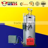 100kg/h-500kg/h Industrial LPG / Gas Steam Boilers & Fire Tube Boiler, Steam Generator
