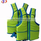Dongguan custom logo simple design cheap life jacket neoprene life vest                                                                         Quality Choice