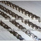 bicycle chains nickel plated