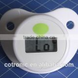 CE0434 FDA approval Baby Digital Pacifier thermometer