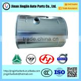 600 ltr popularity engin spare parts Aluminum alloy original fuel tank for all heavy trucks