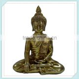 Home decorative silver thai resin buddhas