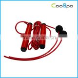 Bluetooth jump rope with counter app