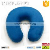 China manufacture Air Travel Camping Inflatable Pillow Cushion Sleep Rest Head Neck Support