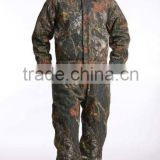 Hot Sale Wood-Cutter Cotton Camouflage Print Water-Repellent Insulation Workwear Coverall