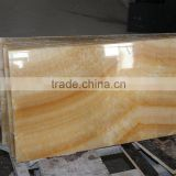 2016 Onyx Honey white and yellow Marble Tiles,cheap marble tile