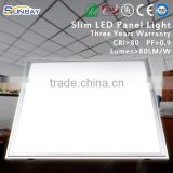 Wholesale Led interior lights 600x600 300x1200 led panel light flat ceiling light fixture