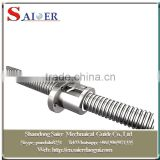 SFU1605 linear ball screw and actuator acme thread screw