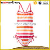 One piece triangle sexy kids swimwear little girls sexy brazilian bikinis                                                                                                         Supplier's Choice