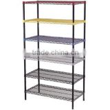 High quality Metal book shelves Lowes wire shelves Hot Sale Stainless Steel Wire Rack                                                                         Quality Choice