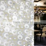 suzhou home decor window film pvc bubble design adhesive glass window tinting film window decorative self adhesive