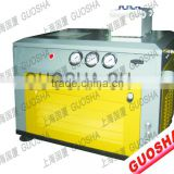 Safe CNG home natural gas compressor