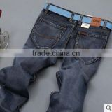 2015 wholesale price denim stone washing slim fit men jeans OEM fashion brand name jeans men jeans