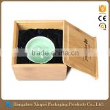 Chinese wooden tea set storage box gift for sale                                                                         Quality Choice