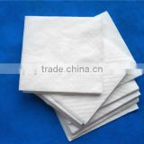 "17""*17"" 1/4 fold virgin pulp paper dinner napkin serviettes good quality table napkin"