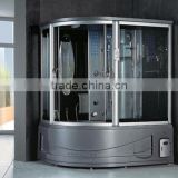 INquiry about Luxury modern shower room with spa G165I bathtub cabin steam shower with TV sauna