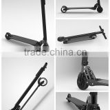 Carbon Fiber Stand Up Electric Chariot Mini Two Wheels Kick Scooter Electric                                                                         Quality Choice                                                     Most Popular