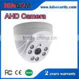 Kendom New Arrival Hot Casing 6.0mm HD Lens 5 pcs IR Array Leds CMOS Sensor p2p CCTV AHD Dome Camera