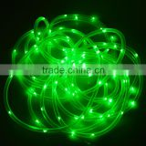 Brand Christmas 10M 100 LED Solar Tube String Light Lamp for Party Wedding Holiday Light Red/Green/Blue/Colorful