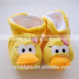 baby sock shoes/plush slipper/newborn baby shoes