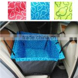 Waterproof Pet Dog Hammock Blanket Cover Cat Rear Back Seat Car Cushion