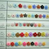 100pcs/bag sweet style flower 3D nail art decoration