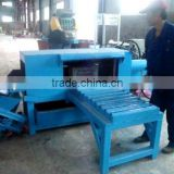 china manufacturer Recycling line from old car battery scrap recovery lead