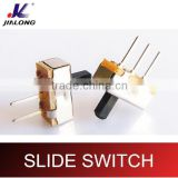 SS-12D00 G3 2 Position SPDT 1P2T 3 Pin PCB Panel Vertical Slide Switch For electrical appliance SS-12D00