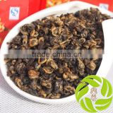 Super hot selling china Yunnan buds black tea ball dragon pearls tea
