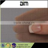 Shielding Copper Wire Fabric Plain Woven Wire Mesh