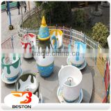 children playground equipment kids rotating game coffee cup rides for sale                                                                                                         Supplier's Choice