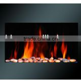 CE faux electrinic fireplace wit high motor temperature protection