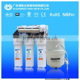 domestic direct drinking Under sink 5/6/7 stages reverse osmosis RO water purifier magnetic water filter