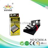 New style top quality plastic chess checkers set