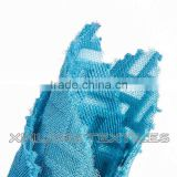 100% polyester fishing line mesh fabric for sport shoes