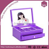 Jewelry packing presentation box for girls personalized design gift box with custom photos